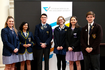 VCE Leaderships finalists