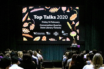 Top Talks kick off