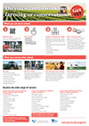 VCE VET Agriculture, Horticulture, Conservation and Land Management Career Pathway Poster